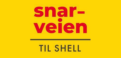 Shell snarveien